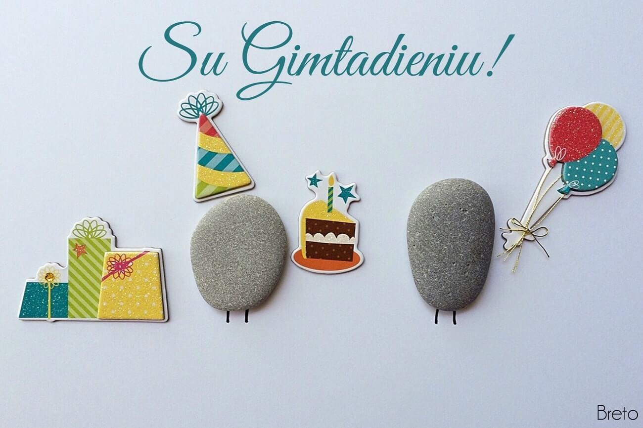 gimtadienio sveikinimas vaikams