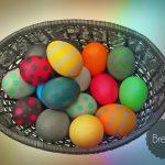 Įvairūs kiaušiniai