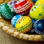Margi kiaušiniai