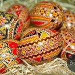 Marginti kiaušiniai