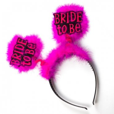Būsimosios nuotakos lankelis Bride to Be