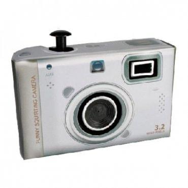 Vandens fotoaparatas
