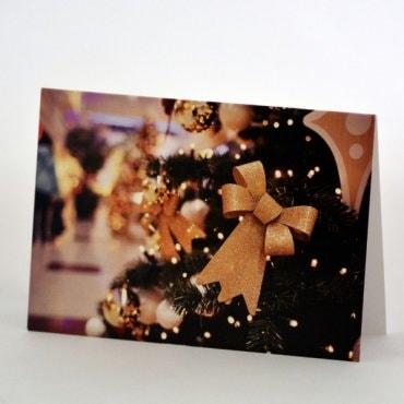 """Atvirukas """"Kalėdų papuošimai"""""""