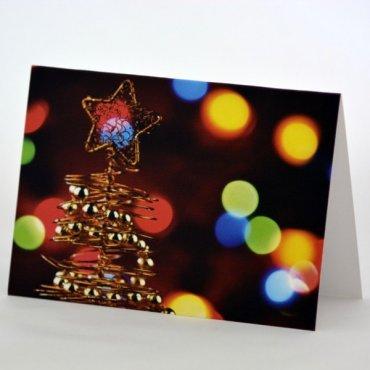 """Atvirukas """"Originali Kalėdų eglutė"""""""