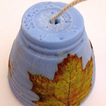 Aromatinių žvakių kūrimo pamoka