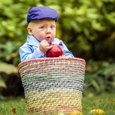 Vaikiška fotosesija Vilniuje