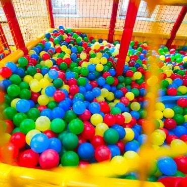 Smagus vaikų gimtadienis linksmame vaikų klube