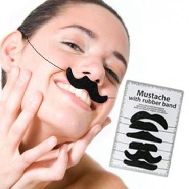 Dirbtinių ūsų rinkinys