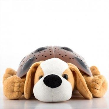 """Grojanti ir šviečianti pagalvė """"Šuniukas"""""""
