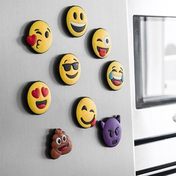 Magnetukai šypsenėlės