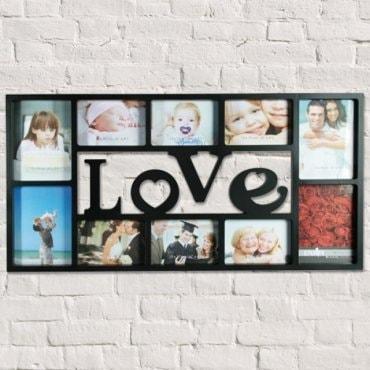 """10 nuotraukų rėmelis """"Meilė"""""""
