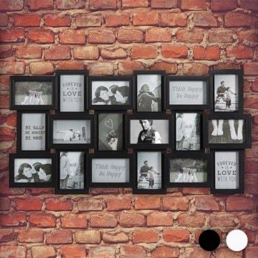 Nuotraukų rėmelis – koliažas