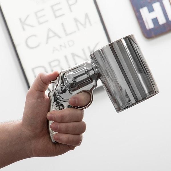 Puodelis revolveris