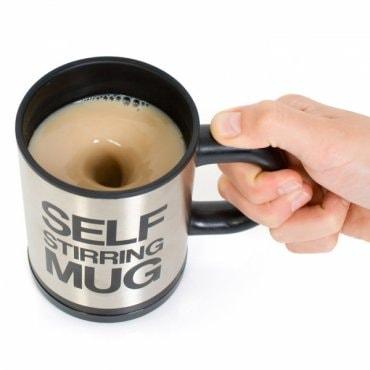 Išsimaišantis puodelis