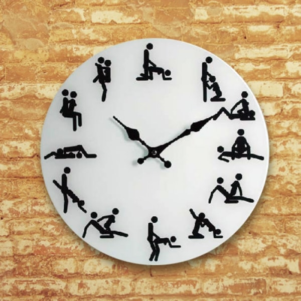 Sieninis laikrodis kamasutra