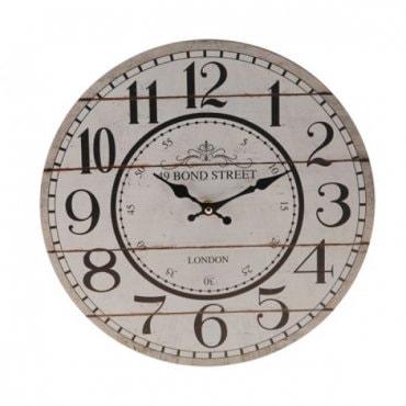 """Vintažinio stiliaus sieninis laikrodis """"Londonas"""""""