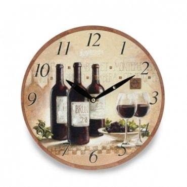 """Sieninis laikrodis """"Vynas"""""""