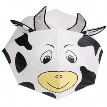 """Vaikiškas skėtis """"Karvutė"""""""