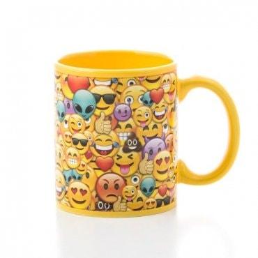 """XL puodelis """"Facebook šypsenėlės"""""""
