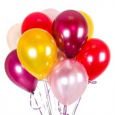 Perlamutriniai balionai
