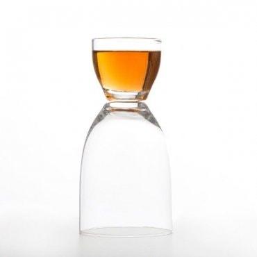 Alaus stiklinė – taurelė