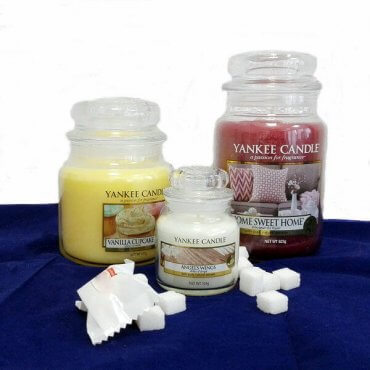 "Yankee Candle žvakė ""Angel's wings"""