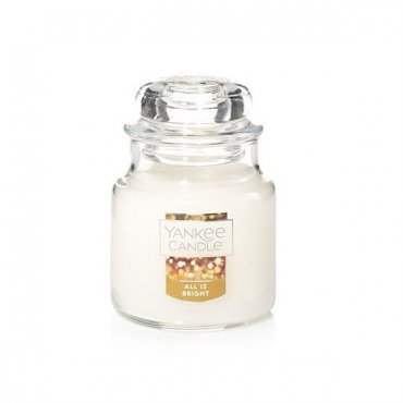 "Yankee Candle žvakė ""All is bright"""