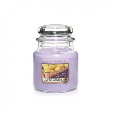 "Yankee Candle žvakė ""Lemon lavender"""