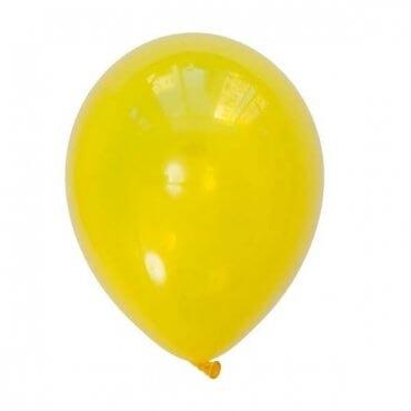 Geltonas balionas