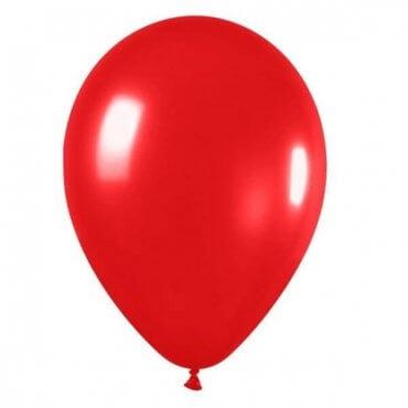 Raudonas balionas