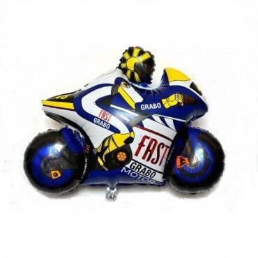 """XXL balionas """"Motociklas"""""""