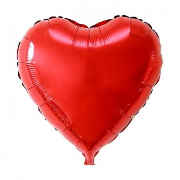 "XXL balionas ""Širdis"""