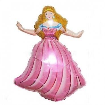 """XXL balionas """"Princesė"""""""