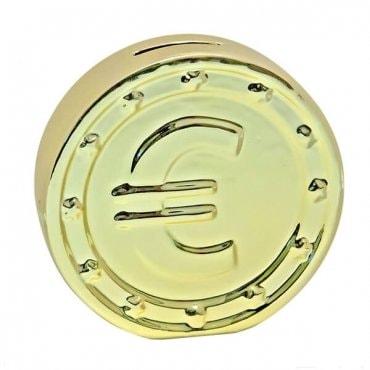 """Taupyklė """"Euro moneta"""""""
