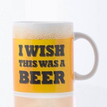 XL puodelis alaus mėgėjui
