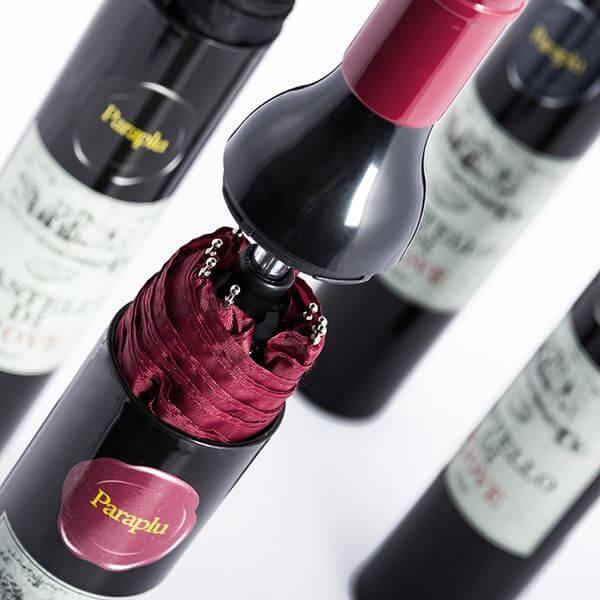"""Vyno butelis"" skėtis"